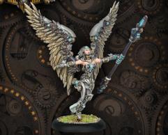 Aurora - Numen of Aerogenesis, Warcaster