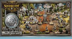 Convergence of Cyriss Army Box (2017 Edition)
