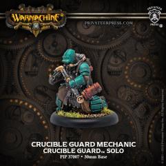 Crucible Guard Mechanik