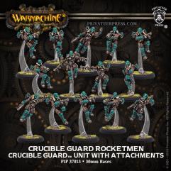 Crucible Guard Rocketmen
