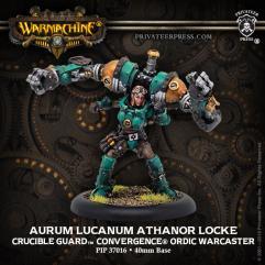 Aurum Lucanum Athanor Locke