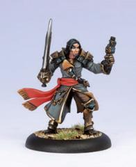 Captain Phinneus Shae - Warcaster