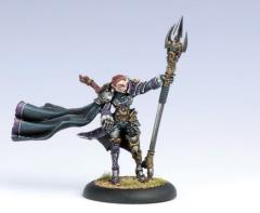 Fiona the Black - Privateer Warcaster