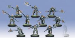 Steelhead Halberdiers Unit (10)