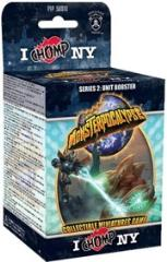 Series #2 - I Chomp NY, Unit Booster Pack (Case - 12 Packs)