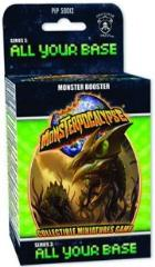 Series #3 - All Your Base, Monster Booster Pack