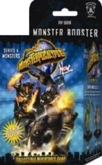Series #4 - Monsterpocalypse Now, Monster Booster Pack