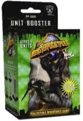 Series #4 - Monsterpocalypse Now, Unit Booster Pack
