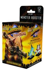 Series #5 - Big in Japan, Monster Booster Pack