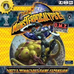 Dangerous Monster Zone Expansion (Case - 6 Boxes)