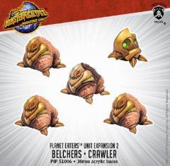 Planet Eaters - Belchers & Crawlers Unit
