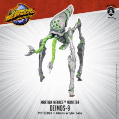 Martian Menace Monster - Demios-9