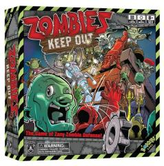 Zombies - Keep Out