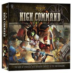 Warmachine - High Command