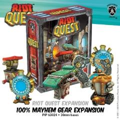 100% Mayhem Gear Expansion