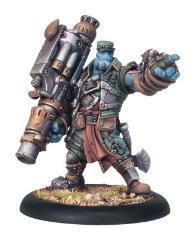 Captain Gunnbjorn - Warlock