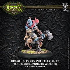 Grissell Bloodsong - Warlock
