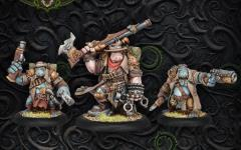 Hunters Grim - Epic Warlock Unit