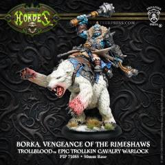 Borka - Vengeance of the Rimeshaws