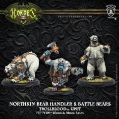 Northkin Bear Handlers & Battle Bears