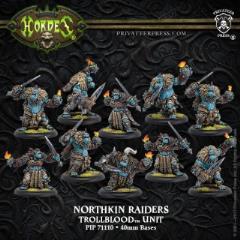 Northkin Raiders - Trollkin Unit
