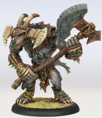 Ghetorix Heavy Warbeast - Warpwolf Character Upgrade Kit