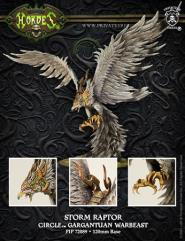 Storm Raptor - Gargantuan