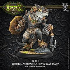 Loki - Warpwolf Heavy Warbeast