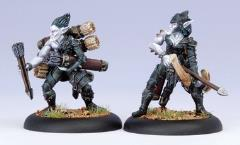 Blighted Archer Deacon & Ammo Porter