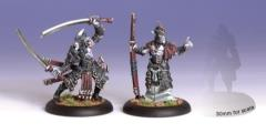 Blighted Swordsmen - Abbot & Champion