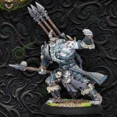 Warspear Chieftain - Blighted Ogrun Unit Attachment