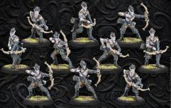 Blighted Nyss Archers/Swordsmen - Unit