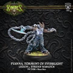 Fyanna - Torment of Everblight Strider Warlock