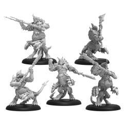 Chosen of Everblight - Blighted Ogrun Cavalry Unit