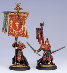Praetorian Primus & Standard