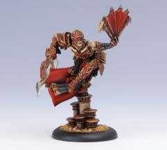 Lord Assassin Morghoul - Epic Warcaster