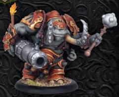 Cannoneer/Gladiator/Sentry - Titan Heavy Warbeast