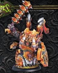 Tiberion - Titan Heavy Warbeast