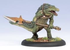 Gatorman Posse Warrior