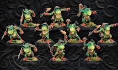 Croak Raiders - Unit