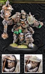 Hutchuck, Ogrun Bounty Hunter - Solo