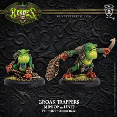 Croak Trappers
