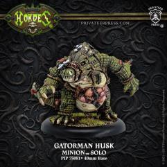 Gatorman Husk