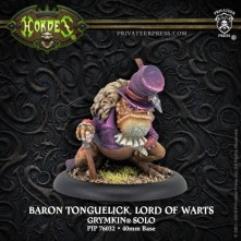 Baron Tonguelick, Lord of Warts
