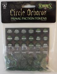 Circle of Orboros Primal Faction Tokens