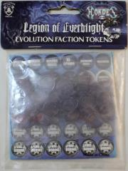 Legion of Everblight Evolution Token Set