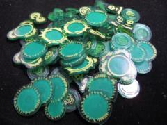 Circle Orboros Token Set (2010 Edition)