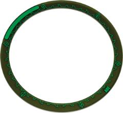 Area of Effect Ring Markers - 5""