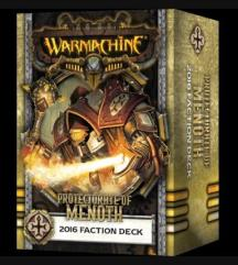 Faction Deck - Protectorate of Menoth