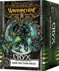 Faction Deck - Cryx